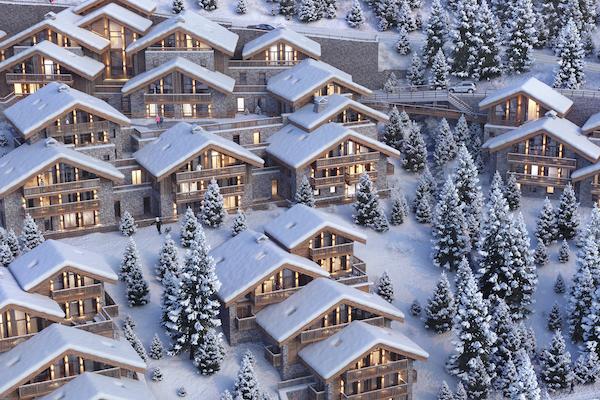 Alpine Lodge Meribel